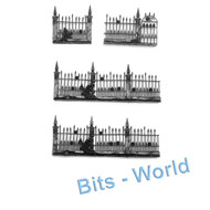 WARHAMMER/40K BITS -  GARDEN OF MORR - FENCES