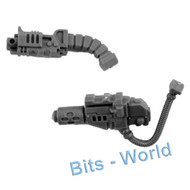 WARHAMMER 40K BITS: SPACE MARINES IRONCLAD DREAD - MULTI-MELTA/STORM BOLTER