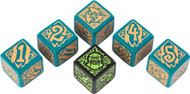 Hordes: Trollbloods - Faction Dice (6)