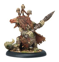 Hordes: Minions - Bloody Barnabas - Gatorman Warlock