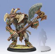 Hordes: Circle Orboros - Ghetorix - Warpwold Character Heavy Warbeast (Upgrade Kit)