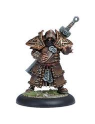 Hordes: Circle Orboros - Baldur the Stonecleaver - Warlock