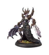 Hordes: Legion of Everblight - Absylonia, Terror of Everblight - Blighted Nyss Warlock