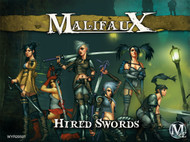 Malifaux: Outcasts - Hired Swords - Viktorias Crew Box Set