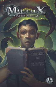 Malifaux: Accessories - Second Edition Rules Manual