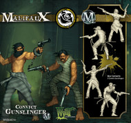 Malifaux: Outcasts - Convict Gunslinger