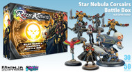 Relic Knights: Star Nebula Corsairs - Battle Box