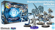 Relic Knights: Shattered Sword Paladins - Battle Box
