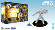 Relic Knights: Star Nebula Corsairs - Calico Kate & Skully - Relic Knight
