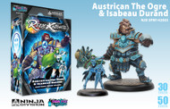 Relic Knights: Shattered Sword Paladins - Austrican the Ogre & Isabeau Durand - Uniques