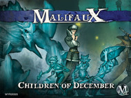 Malifaux: Arcanists - Children of December - Rasputina Box Set