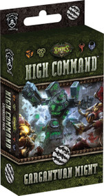 Privateer Press: High Command - Hordes - Gargantuan Might Expansion