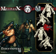 Malifaux: Guild - Executioner