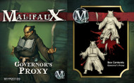 Malifaux: Guild - Governor's Proxy