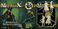 Malifaux: Outcasts - Desparate Mercenaries