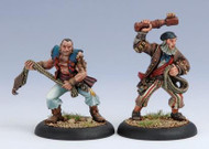 Mercenaries: Press Gangers - Privateer Unit (2)