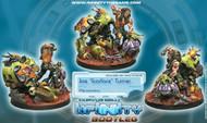 Infinity: Bootleg - (Mercenaries): Joe Scarface Turner TAG Pilot