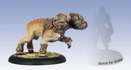 Hordes: Circle Orboros - Argus Moonhound—Light Warbeast