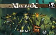 Malifaux: Gremlins - Ophelia - The Kin Box Set
