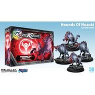 Relic Knights: Noh Empire - Hounds of Nozuki - Minion Squad