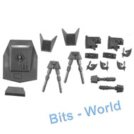 WARHAMMER 40K BITS - DARK ANGELS DARK TALON/NEPHILIM - SENSORS & ACCESSORIES