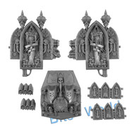 WARHAMMER 40K BITS - DARK ANGELS DARK TALON/NEPHILIM - SHRINES