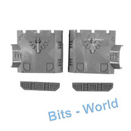 WARHAMMER 40K BITS - DARK ANGELS DARK TALON/NEPHILIM - WEAPON MOUNT