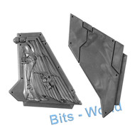 WARHAMMER 40K BITS - DARK ANGELS DARK TALON/NEPHILIM - TAIL FINS