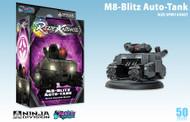 Relic Knights: Black Diamond - M8-Blitz Auto-Tank - Minion