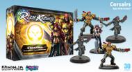 Relic Knights: Star Nebula Corsairs - Corsairs - Minion Squad