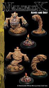 Malifaux: Outcasts - Ashes and Dust Small Box Set