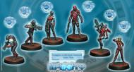 Infinity: Nomads - CorregidorCorregidor Jurisdictional Command (Nomads Sectorial Starter Pack)