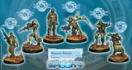 Infinity: Haqqislam - Hassassin Bahram (Haqqislam Sectorial Starter Pack)