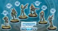 Infinity: Ariadna - Force de Reponse Rapide Merovingienne