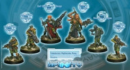 Infinity: Ariadna - Caledonian Highlander Army (Ariadna Sectorial Starter Pack)