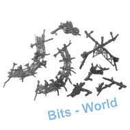 WARHAMMER BITS: ORCS & GOBLINS ARACHNAROK SPIDER - HOWDAW