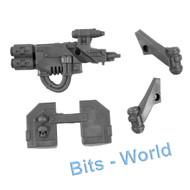 WARHAMMER 40K BITS: SPACE MARINES LAND RAIDER CRUSADER/REDEEMER - MULTI-MELTA