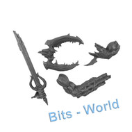 WARHAMMER/40K BITS - CHAOS DAEMON SOUL GRINDER - RIGHT ARM