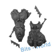 WARHAMMER/40K BITS - CHAOS DAEMON SOUL GRINDER - BODY ASSEMBLY