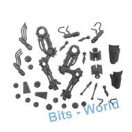 WARHAMMER 40K BITS: ADEPTUS MECHANICUS IRONSTRIDER - LEGS
