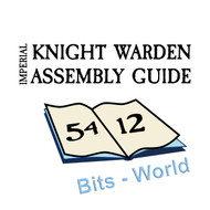 WARHAMMER 40K BITS: IMPERIAL KNIGHT WARDEN - ASSEMBLY GUIDE
