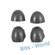 WARHAMMER 40K BITS: ADEPTUS MECHANICUS KASTELAN ROBOTS - HEADS