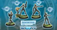Infinity: Tohaa - Kamael Light Infantry