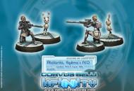 Infinity: ALEPH - Atalanta Agemas NCO & Spotbot