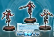 Infinity: Nomads - Hellcats - Boarding Shotgun