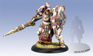Warmachine: Protectorate of Menoth - Anson Durst, Rock of Faith