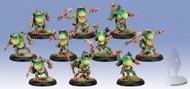 Hordes: Minions - Croak Raiders Unit (10)