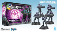 Relic Knights: Black Diamond - Diamond Corps - Minion Squad