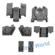 WARHAMMER 40K BITS: SPACE MARINES IRONCLAD DREADNOUGHT - TORSO CHASSIS