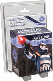 Star Wars Imperial Assault: Kayn Somos Villain Pack